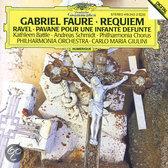 Faure: Requiem;  Ravel: Pavane / Giulini, Battle, Schmidt