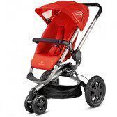 Quinny Buzz 3 - Kinderwagen - Red Revolution