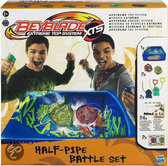 Beyblade Halfpipe Battle