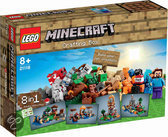 LEGO Minecraft Crafting Box - 21116