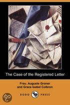 The Case of the Registered Letter (Dodo Press)