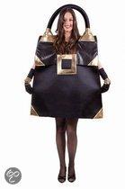 Zwarte handtas kostuum voor dames