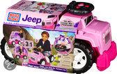 Mega Bloks Jeep Loopauto