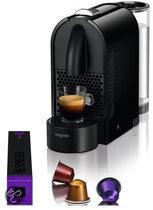 Magimix Nespresso Apparaat U Pure M130 - Zwart