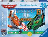 Ravensburger Disney Planes Helden van de Lucht - Vloerpuzzel
