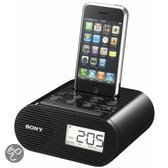 Sony ICF-C05iP Klokradio met iPod-dock