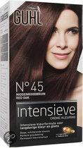 Guhl Intensieve - No. 45 Midden-Roodbruin- Crème-kleuring