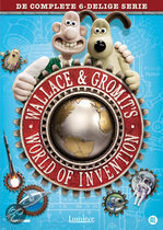 Wallace & Gromit - World Of Invention