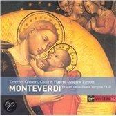 Monteverdi: Vespro della Beata Vergine, etc / Parrott, et al