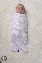 Mum2Mum Dream Swaddle - Inbakerdoek Klein - Roze