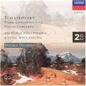 Tchaikovsky: Piano Concertos 1-3, etc / Postnikova, Chung