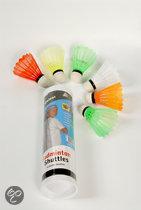 Badminton shuttles 6 stuks - Plastic