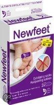Newfeet Huidpeel Sok Groot S/2