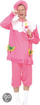 Luxe Grote Baby - Kostuum - Maat M/L - Roze