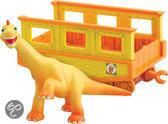 Dinosaurus Trein - Ned met Trein Wagon