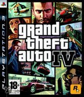 Grand Theft Auto IV (GTA IV)