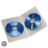 Hama 04783892 Dvd Slim Box - 5 stuks / Transparant