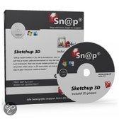 Snap cursus Sketchup 3D plus 3D printen