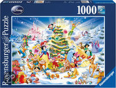 Ravensburger Puzzel - Kerstmis met Disney