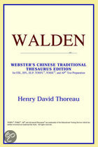 Walden (Webster's Chinese-Simplified The
