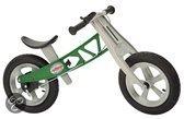 Redtoys Chopper loopfiets met rem - Groen