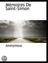 M Moires de Saint-Simon