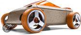 Automoblox: A9-S Convertible - Oranje