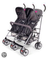Childwheels - Twinbuggy - Antraciet