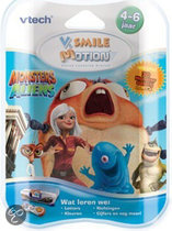 VTech V.Smile Motion - Monsters vs. Aliens