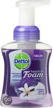 Dettol Touch of Foam Handzeep Creamy Vanilla Orchid - 250 ml - Handzeep
