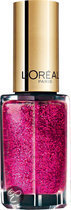L'Oreal Paris Color Riche Le Vernis Fall - 836 Scarlet Tinsel - Roze - Nagellak