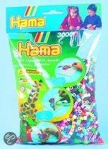 Hama Strijkkralen '3000 Stuks'