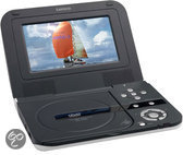 Lenco DVP-746 - Portable DVD-speler en TV - 7 inch