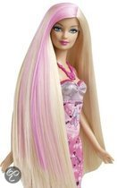 Glam Barbie: haar roze (X7883/V9516)