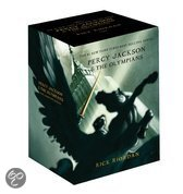 Percy Jackson & the Olympians boxset (1-5)
