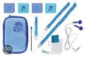 Bigben Accessoirepakket My Blue Heart 3DS