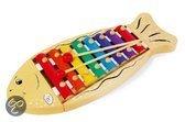 Base Toys Houten Vis Xylofoon