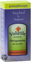 Volatile Ontspanning - 100 ml - Massageolie
