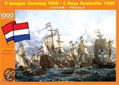 Michiel De Ruyter: Zeeslag 1666