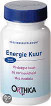 Orthica Energie Kuur - 30 Tabletten - Voedingssupplement