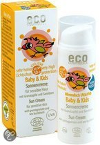Eco Cosmetics Baby en Kind SPF 50 - Zonnebrandlotion