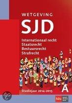 Wetgeving sociaal juridische dienstverlening / 2014-2015