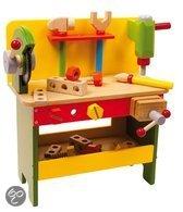 Base Toys Houten Werkbank Christian
