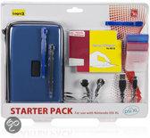Starter Pack DSi XL - blauw