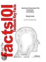 e-Study Guide for: American Government The Essentials by Wilson, ISBN 9780618956623