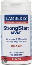 Lambert StrongStart MVM - 60 Tabletten - Voedingssupplement