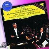 Beethoven: Piano Concertos nos 1 & 3 / Michelangeli, Giulini