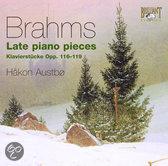 Brahms - Klavierstücke (CD)