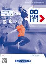 Go for it! 2 Vmbo kgt Workbook A+B
