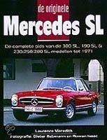 De originele Mercedes SL